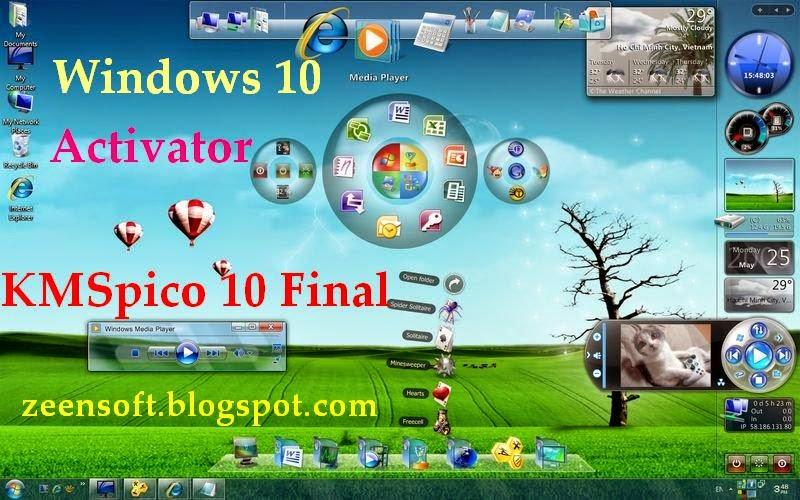 kmspico windows 10 final activator free download