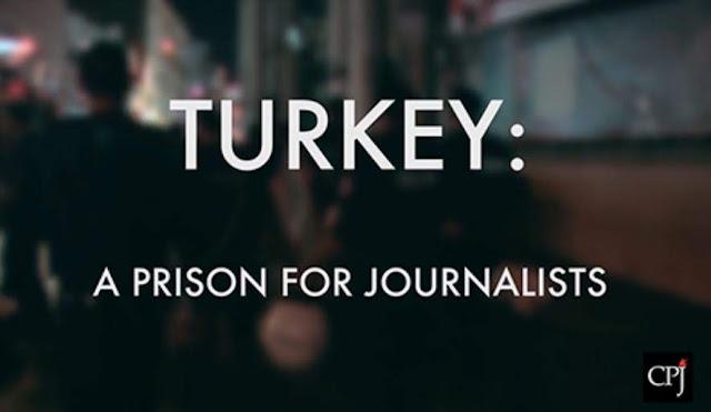 Turquía y Azerbaiyán, prisión de periodistas