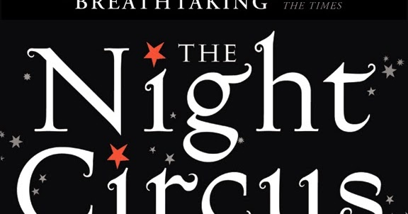 Epbot Book Review The Night Circus