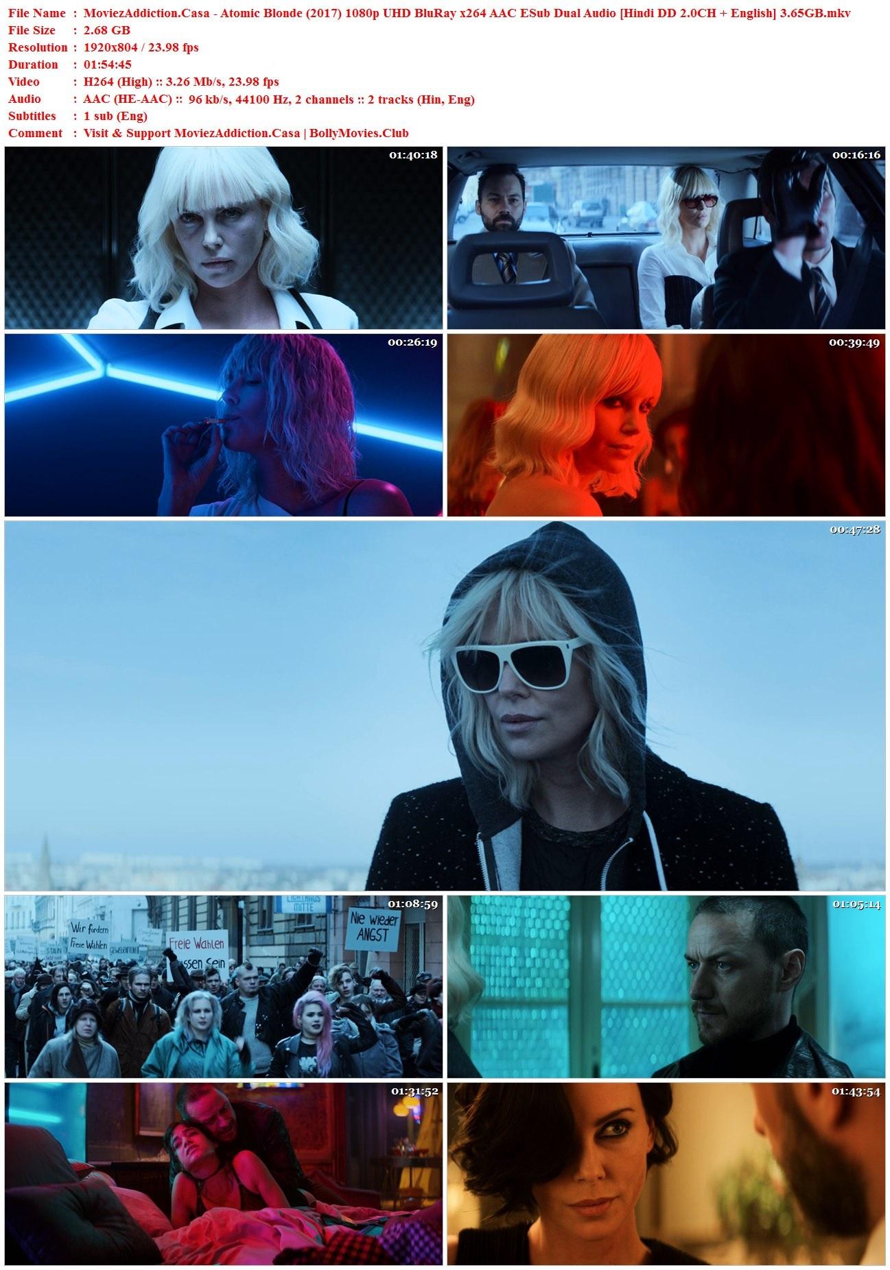 Download Atomic Blonde
