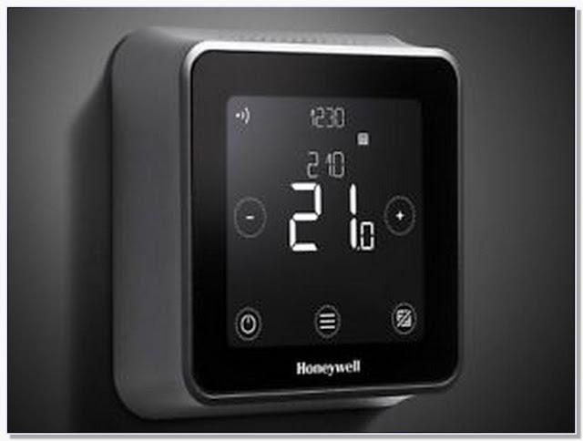 Alexa compatible thermostat honeywell