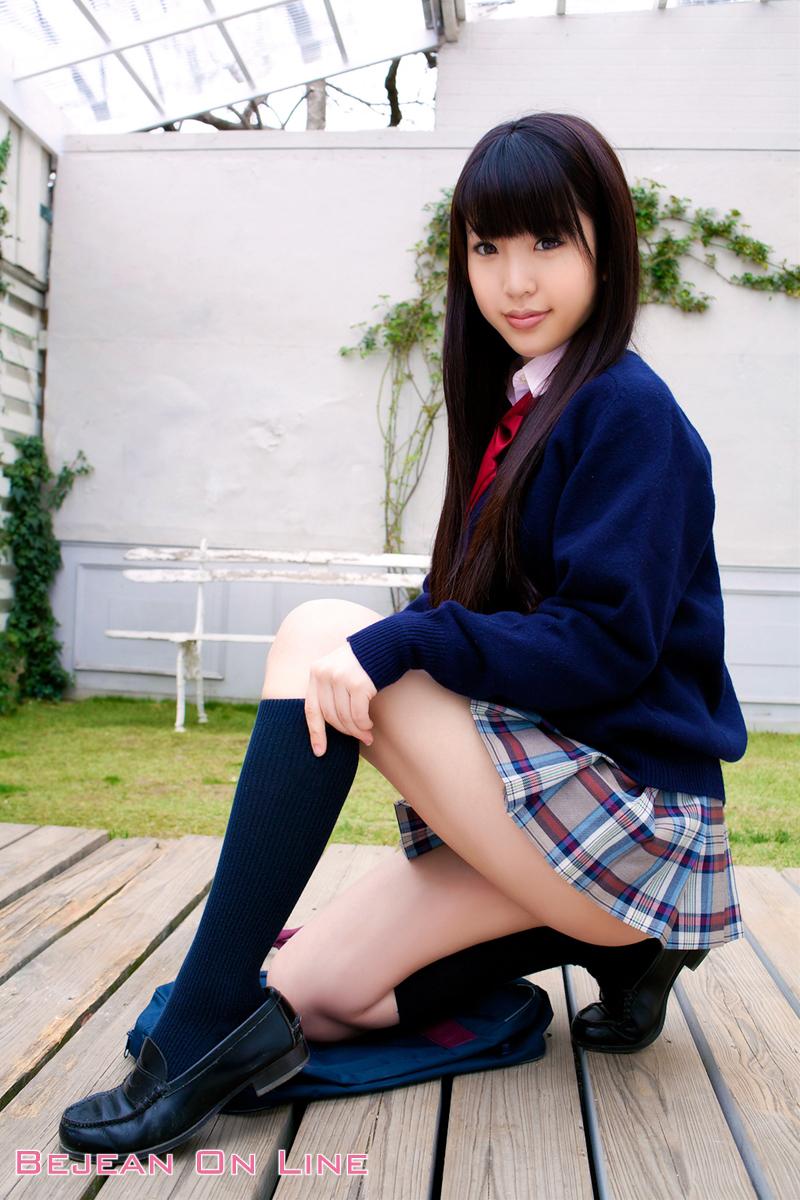 Bejean On Line Mizuho Shiraishi  School Girls 201306 -2540