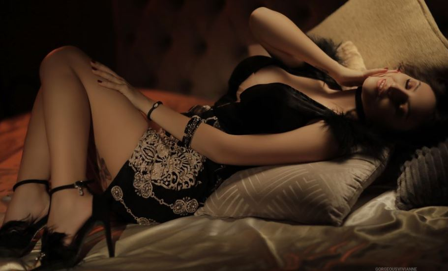 GorgeousVivianne Model GlamourCams