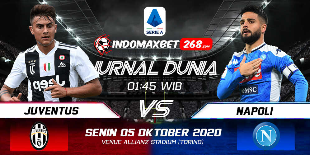 Prediksi Juventus vs Napoli 05 Oktober 2020 Pukul 01:45 WIB