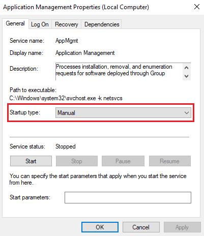 Mempercepat Booting Windows 10 Services
