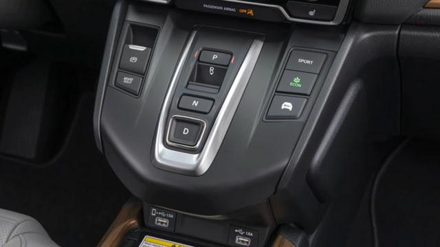 هوندا CR-V موديل 2021