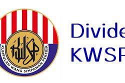 Kadar Dividen KWSP 2018/2019