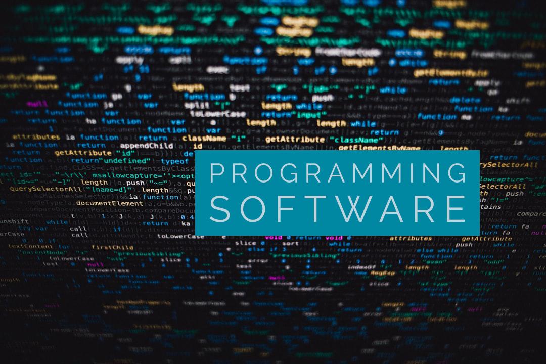 best programming softwares