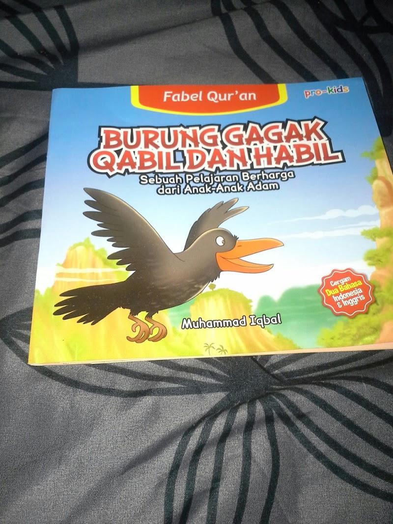 Burung Gagak Qabil dan Habil