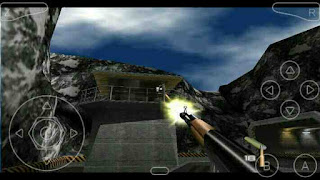 Game Nintendo 64 Bergenre FPS