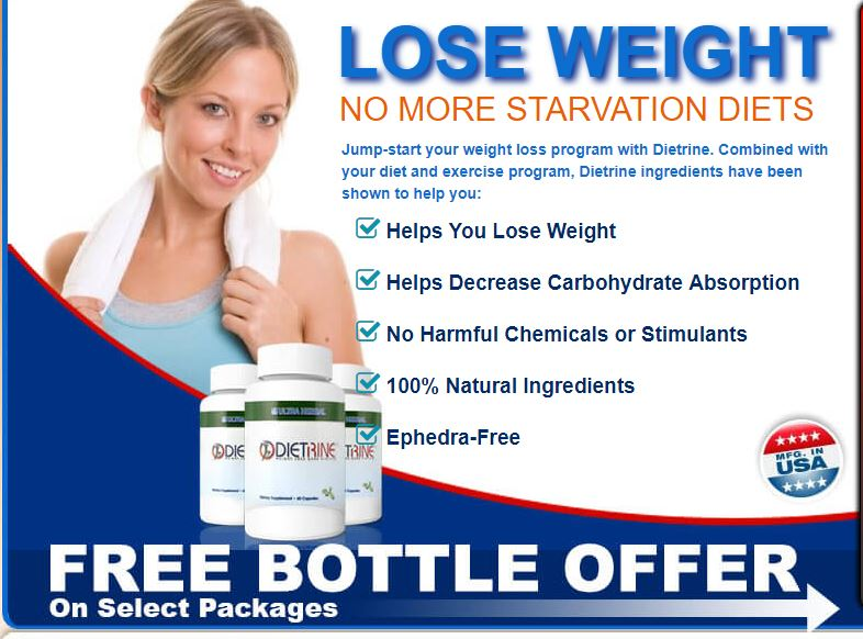 Dietrine Carb Blocker Lose Weight Formula Healthshophere