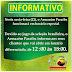 Nesta sexta-feira (22) o Paraíba vai abrir em horário especial