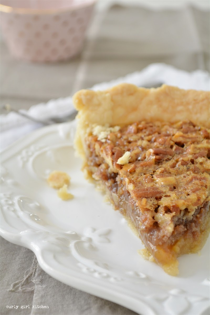 Pecan Pie, Thanksgiving, Holiday Baking, Recipe