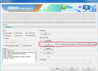 Cara Instal TWRP V3.2.1 Untuk Samsung Galaxy J7 Prime
