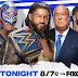 WWE Friday Night Smackdown 11.06.2021 | Vídeos + Resultados