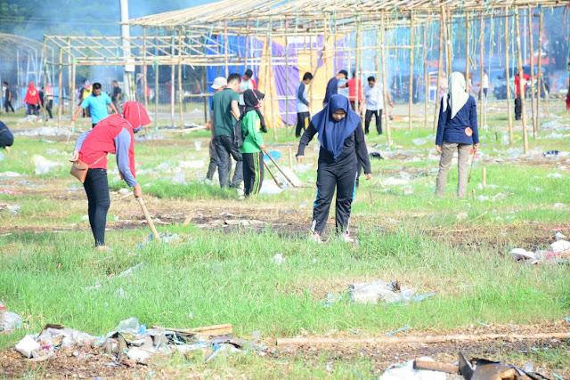 Organisasi Perangkat Daerah di Sinjai Gelar Jumat Bersih