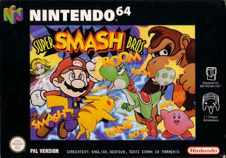 Jogue Super Smash Bros N64 online grátis