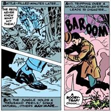 Tony Stark cae en una trampa en Tales of Suspense 39