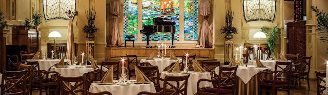 Ресторан «Европа», Belmond Grand Hotel Europe