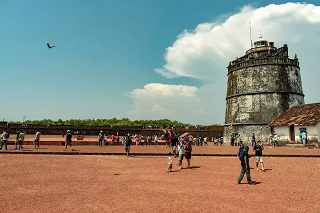 Aguada Fort: known for symbol of strength