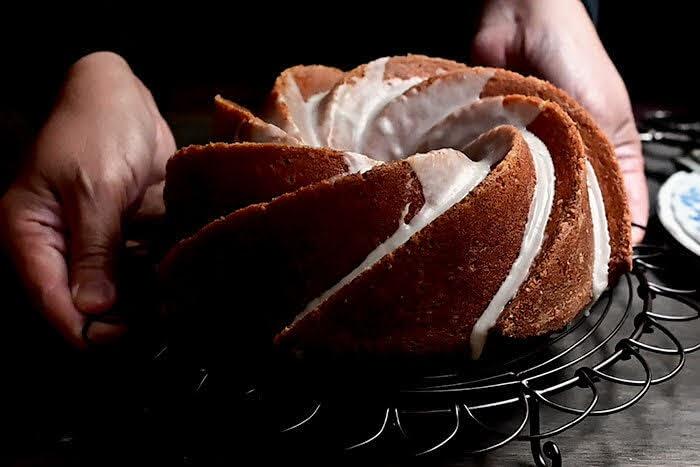 Cake recipe with oranges