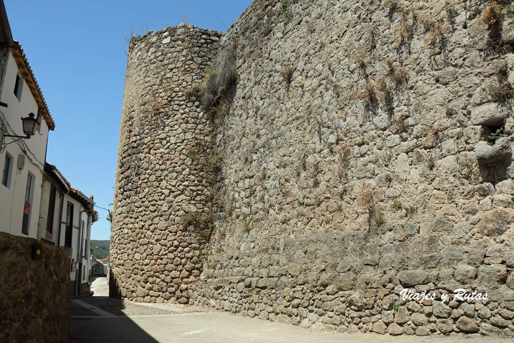 Muralla de Montemayor del Río