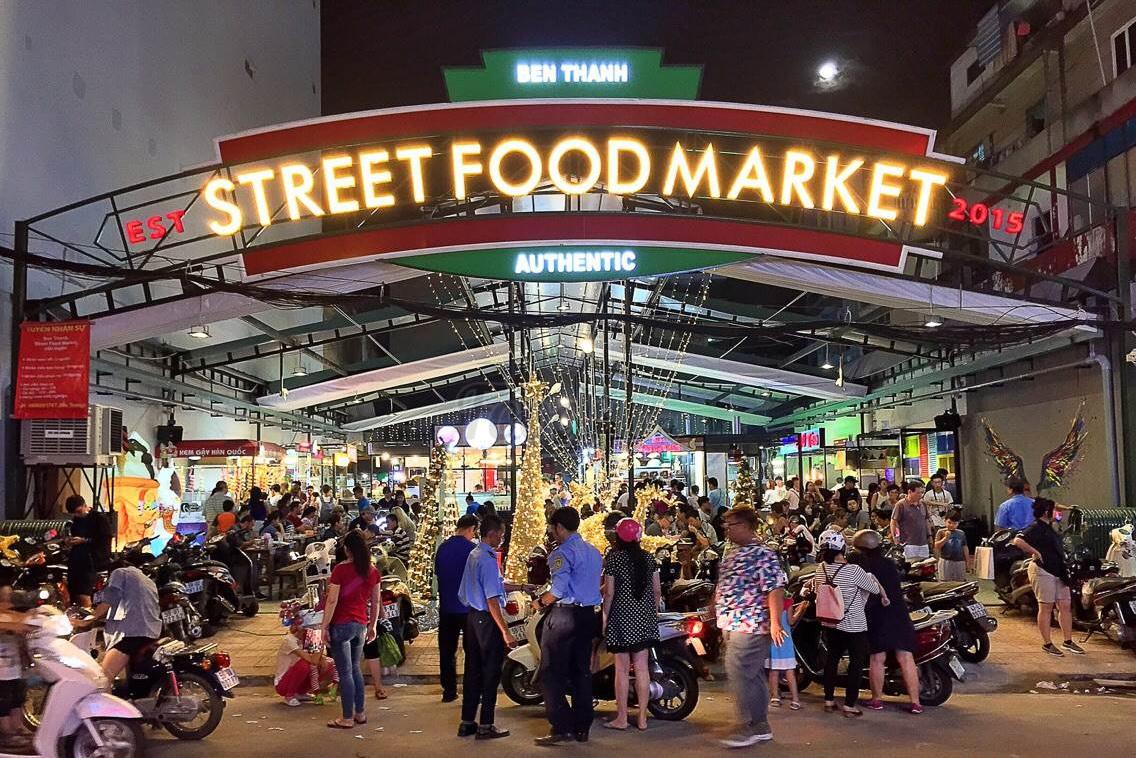 Sai Gon Another Paradise Of Street Food Vietnamese