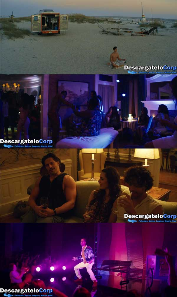 Descargar Magic Mike XXL HD 720p