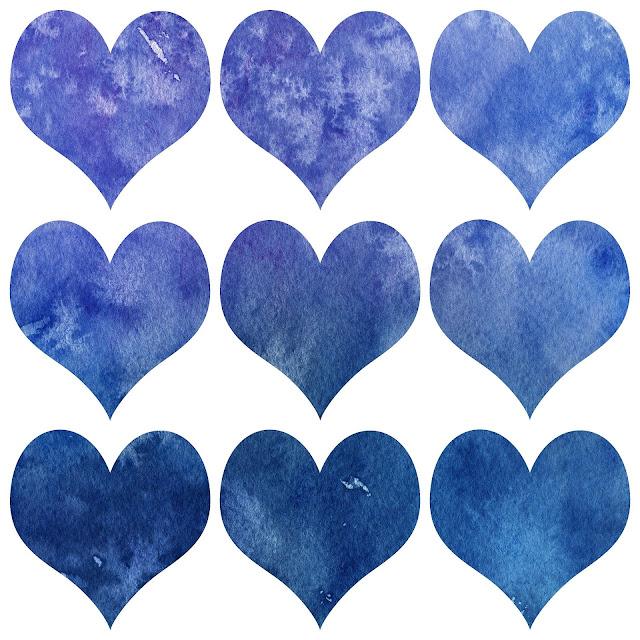 Amor corações