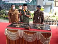 Kang Giri Bupati Ponorogo Resmikan Masjid Al Jannah dan Hall NanggalaSMKN 1 Jenangan
