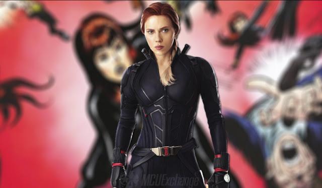Hot New Movie Trailers 'Black widow'