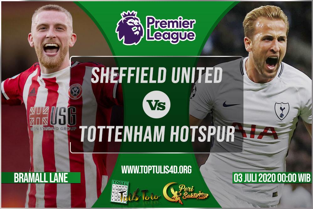 Prediksi Sheffield United vs Tottenham Hotspur 03 Juli 2020