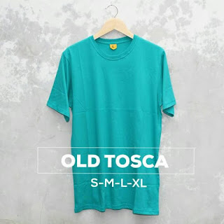 Jual Kaos Polos Combed 30S Online di Melonguane