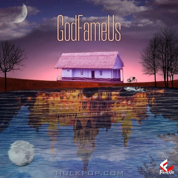 San E, errday, Malkey, BE`O – God FameUs – EP
