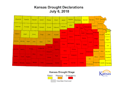 Drought Declartion Area Expanded