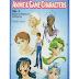 Como Desenhar Animes e Games / Anime e game characteres