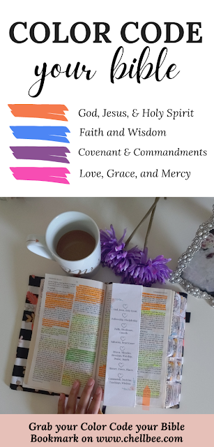 simple way to HIGHLIGHT YOUR BIBLE. These tips will make it easy to find your favorite verse.  Soap bible study method | Bible study beginners | #biblestudy | #biblejournaling