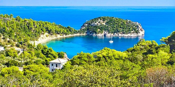 Skopelos: spiagge del sud
