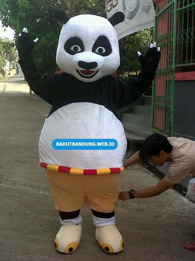 Badut Po Kungfu Panda