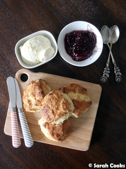 Small-Batch Scones