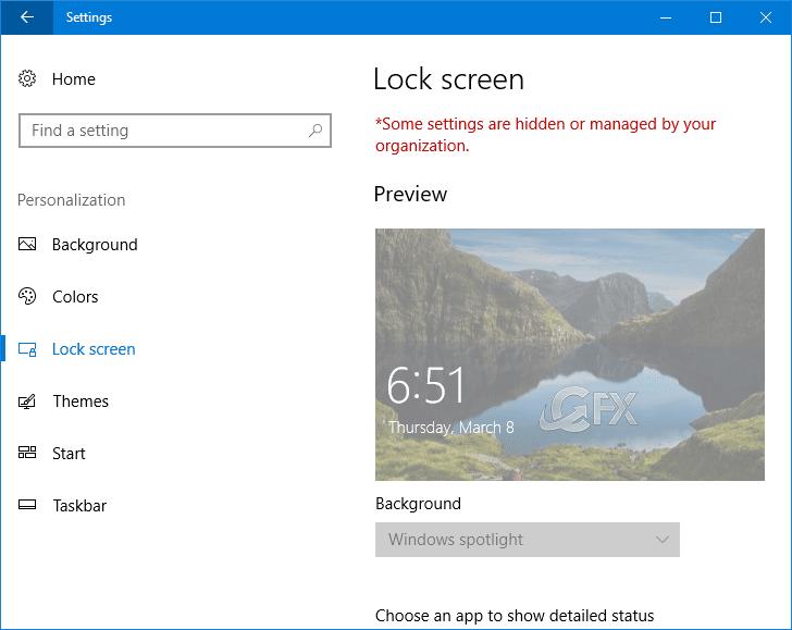 How To Fix Windows Spotlight Lock Screen Errors