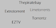 Torrent websites legal or illegal?