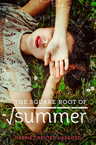 The Square Root of Summer book cover