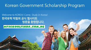Korean Government Scholarship Program 2019
