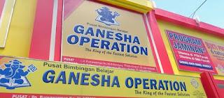 Bimbel Ganesha Operation