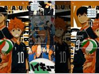Download BBM MOD Anime Haikyuu v3.1.0.13 Apk Terbaru