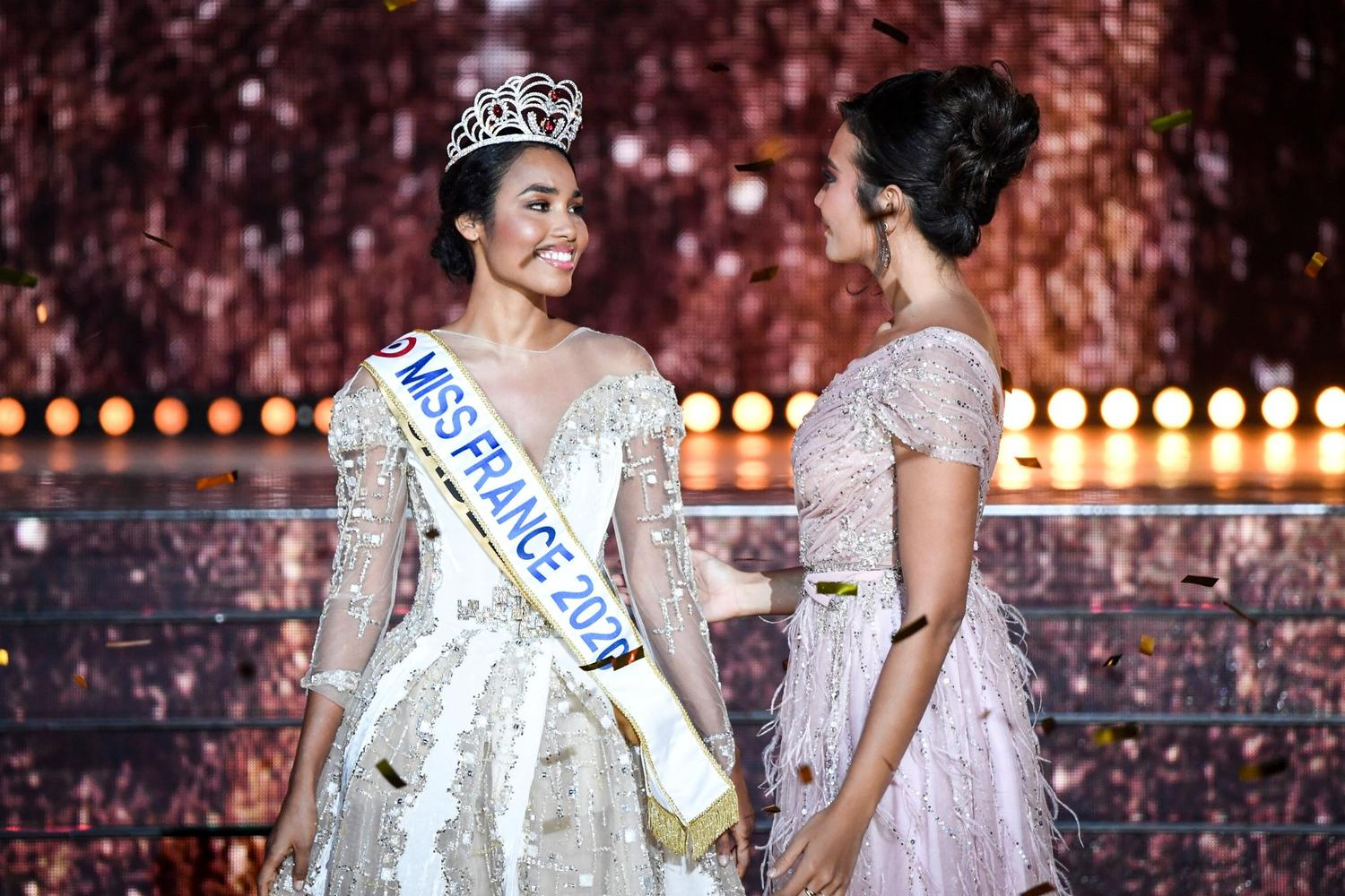 Clemence Botino Crowned Miss France 2020