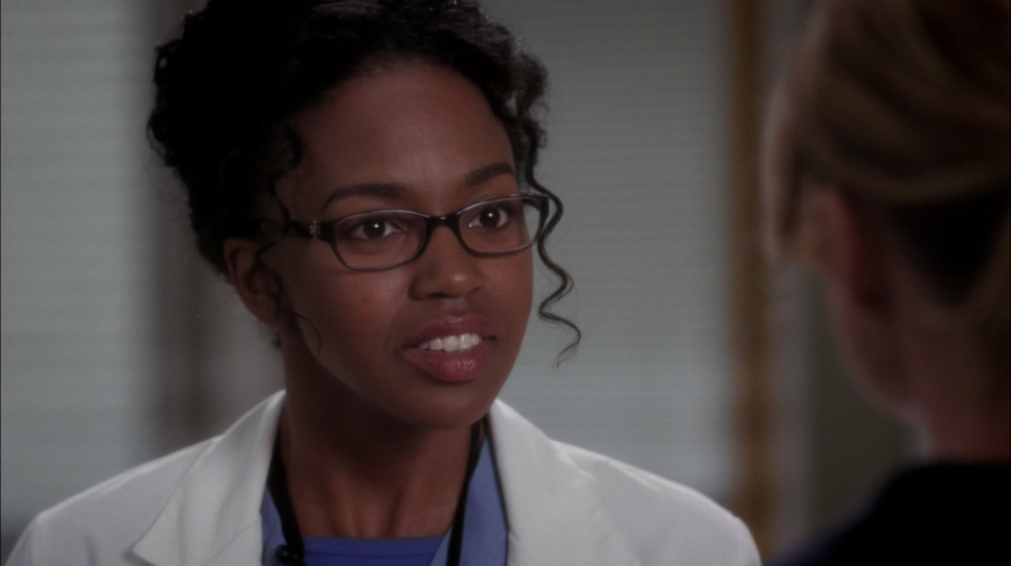 Stephanie Edwards de Grey's Anatomy
