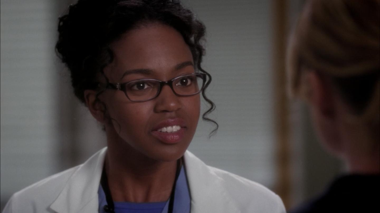 Stephanie Edwards de Grey's Anatomy
