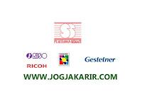 Loker Gaji Pokok UMP Yogyakarta di PT. Setiawan Sedjati